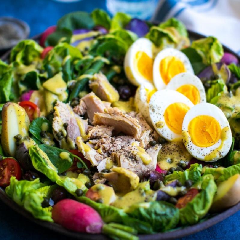 Nicoise Tuna Fish, Potatoes & Egg Salad (4 lbs)